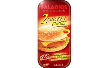 Chicken Burger - 2x135g