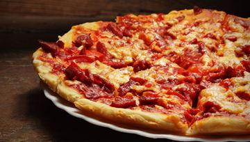 Pizzas refrigeradas