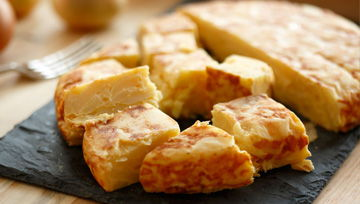 Tortilhas refrigeradas